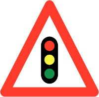 road-sign-traffic-light
